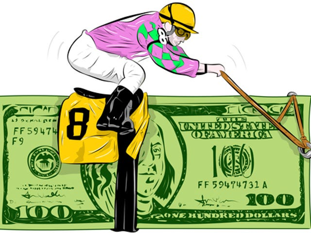 Let's All Get Filthy Rich Betting On The Kentucky Derby