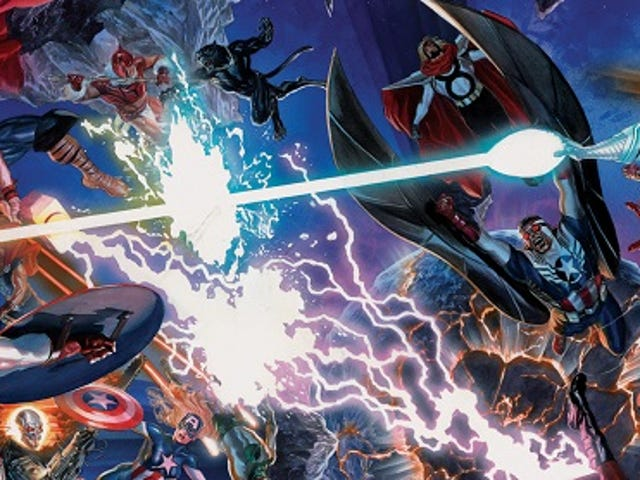 Everything Dies: An Explanation for Secret Wars (2015)