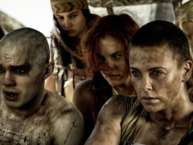 <i>Vagina Monologues</i> Författare Eve Ensler Consulted on <i>Mad Max: Fury Road</i>