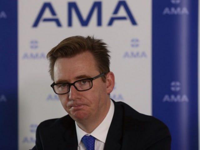 Revista médica australiana en Tatters tras el despido del editor