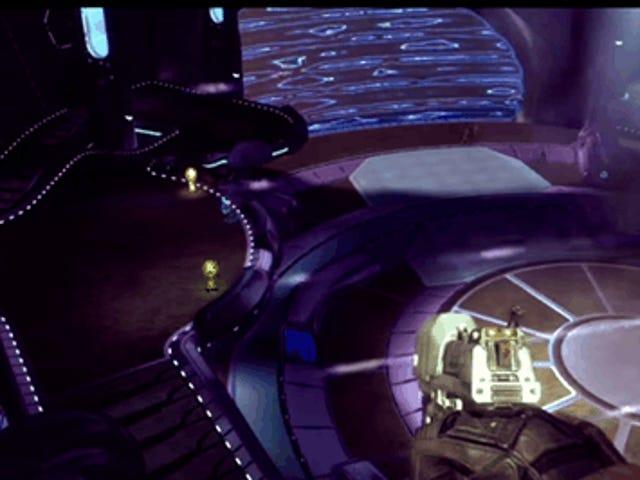 <i>Halo</i> spillere brukte fem år på å prøve seg inn i et tomt rom