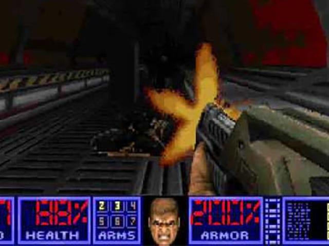 <i>Doom's</i>クリエイターがモデダーを募集したい... 1995年