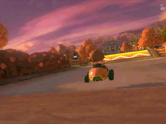 Mario Kart 8 тепер офіційно симпатичний Mario Kart Ever