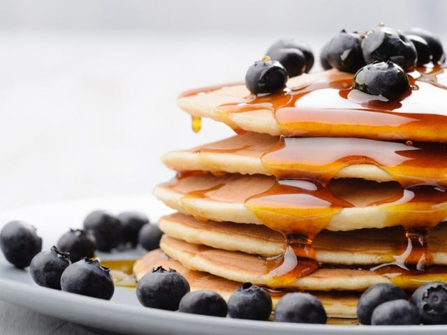 Brain Candy: Pancake Rebus Puzzles for Snacks