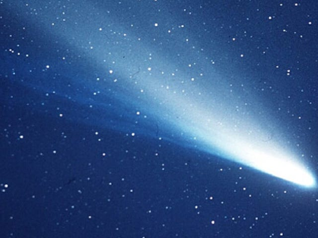 The Halley's Comet Meteor Shower Peaks Tonight—Here's How To Watch