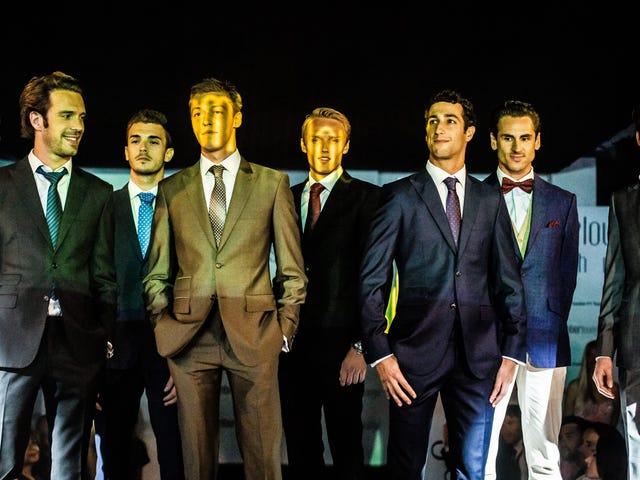 Otsikoon kaikkein Exclusive-puolueelle Monacon Grand Prix -tapahtumassa