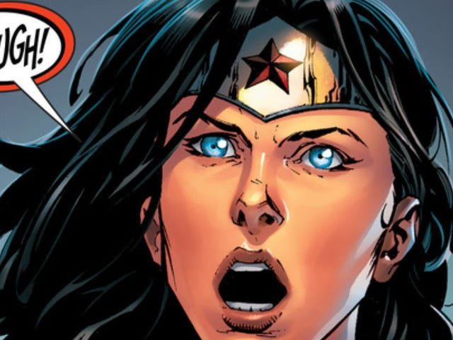 So What About Wonder Woman?