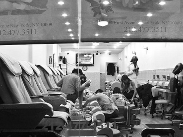 Here's the Shocking Human Rights Cost of a Manicure in New York City
