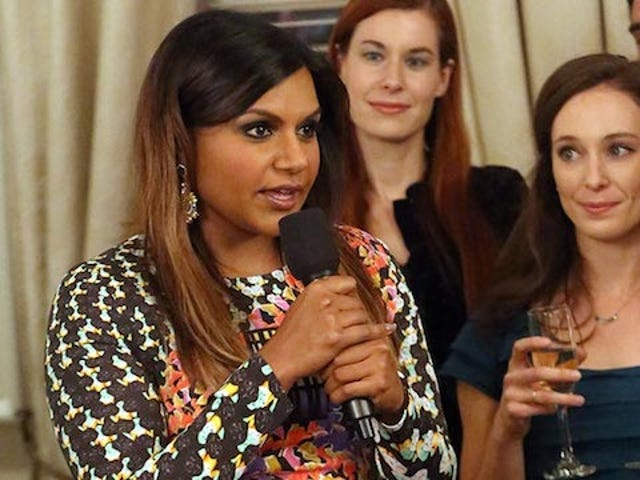 <i>The Mindy Project</i>'s Canceled But Perhaps It's Not Over?