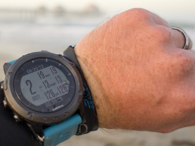 Garmin Fenix 3 Watch Review: The Smartwatch For Outdoor Athletes
