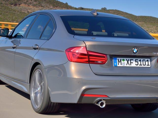 BMW 340i 2016: Nama BMW Makin Membingungkan
