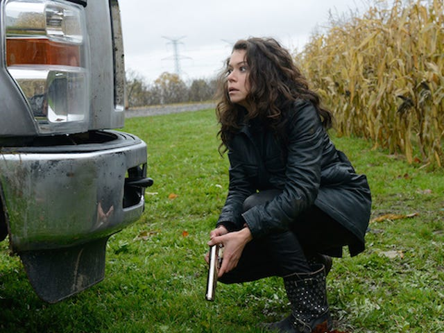 Orphan Black Is Renewed, Now Tatiana Maslany Can Win Some Awards