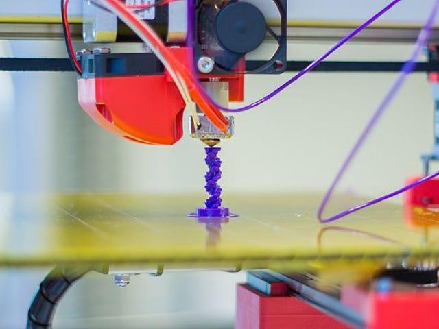 L'impression 3D a une conséquence étrange et involontaire