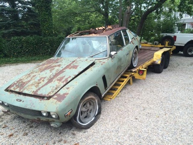 First Oppo Post: The $380 Jensen From the Isle of Long    (Previously on BringATrailer) Part 1