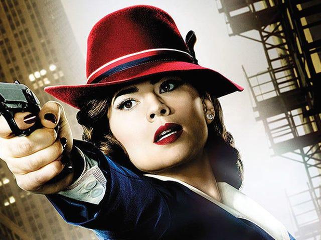 <i>Agent Carter</i> Renewed, οι περιπέτειες του Peggy θα συνεχιστούν