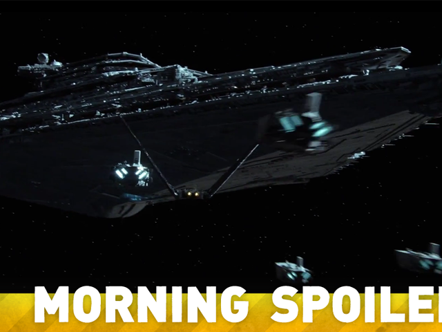 Den Strangest New <i>Star Wars</i> Ryder er ikke engang om <i>The Force Awakens</i>