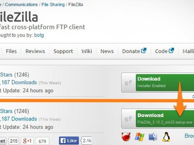 AntiAdware Gets Rid of Bundled Crapware on Popular Download Sites