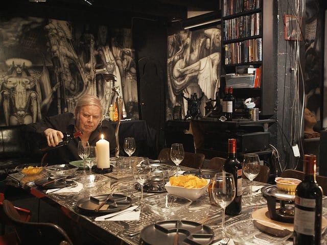 Dark StarOffers A Melancholy, Intimate Portrait Of Artist H.R. Giger