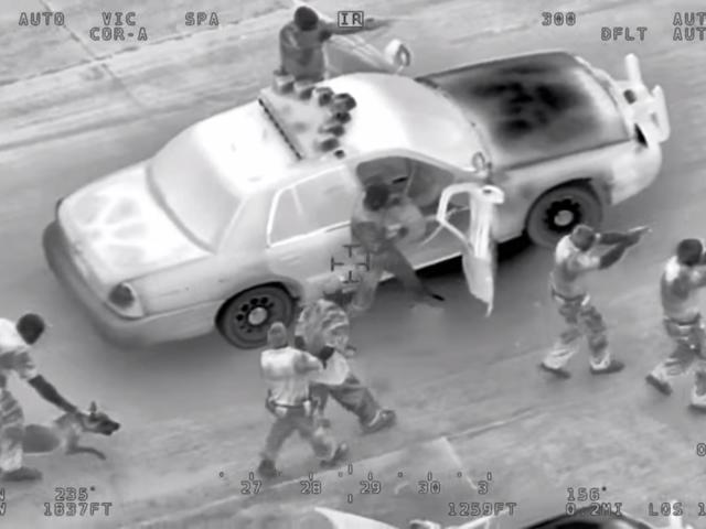 FBIs hemmelige luftvåpen ser på oss