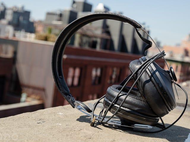 Sennheiser's nieuwe $ 500 draadloze hoofdtelefoon werkt alleen goed met een draad
