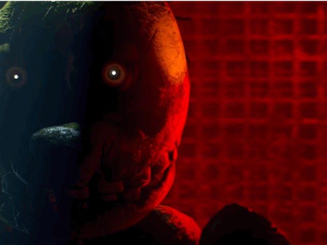 <i>Five Nights at Freddy's</i> Como este genial corto