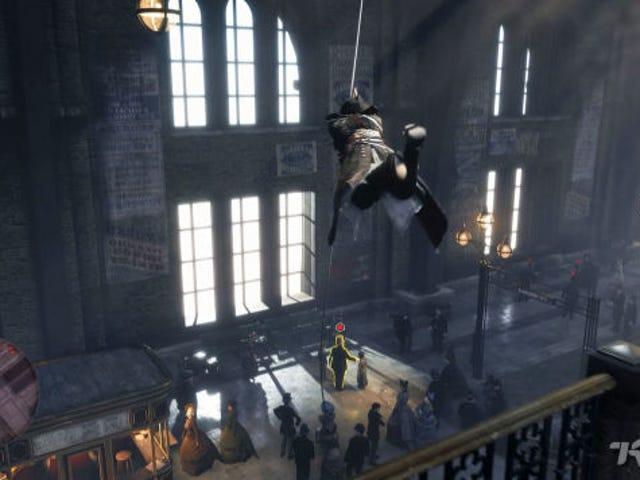 Το επόμενο <i>Assassin's Creed</i> να ανακοινωθεί την επόμενη εβδομάδα.  Τώρα ονομάζεται <i>Syndicate</i>