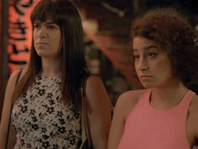 Abbi, Ilana ja Paul Feig työskentelevät Mystery Comedy -projektissa