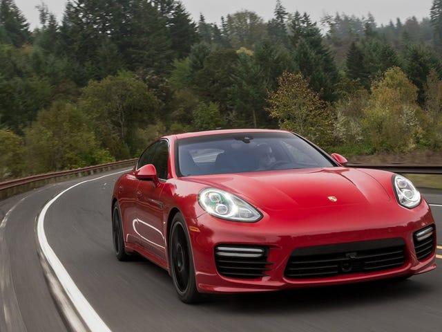 Ο νέος έλεγχος κρουαζιέρας της Porsche για τις γωνίες δεν είναι αυτό που νομίζετε