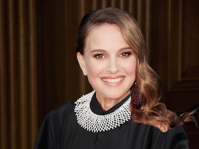 Natalie Portman Set to Play Justice Ruth Bader Ginsburg in New Biopic