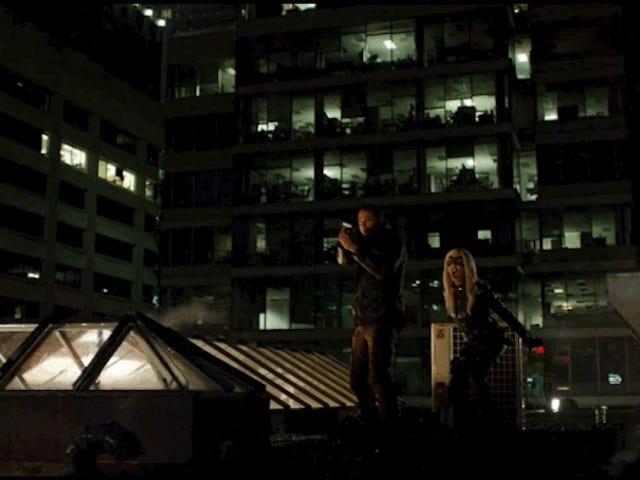"""""""Detta är varför pilen är dum och Laurel är det värsta"""""""