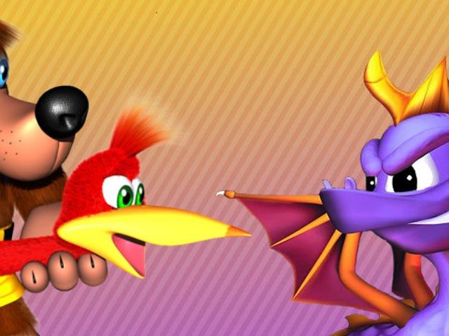 1998: Bear and Bird vs Dragon