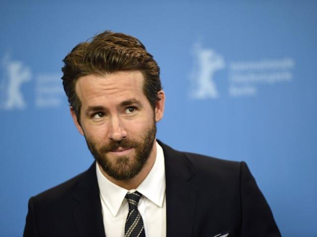 Treffen Sie Ihren neuen Geburtshelfer, Ryan Reynolds