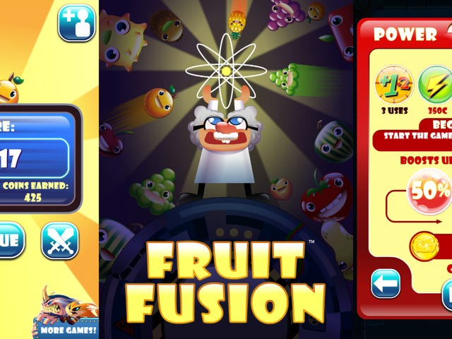 Fruit Fusion: A TAY Review