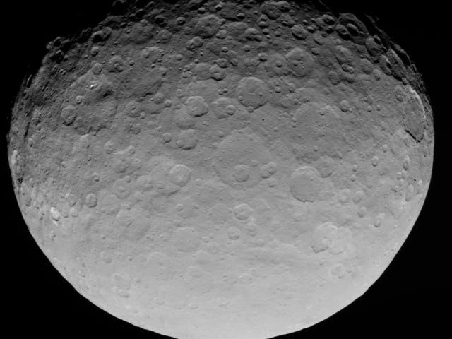 A Closer Look At Ceres' Mysterious Bright Spots Reveals We Were Wrong