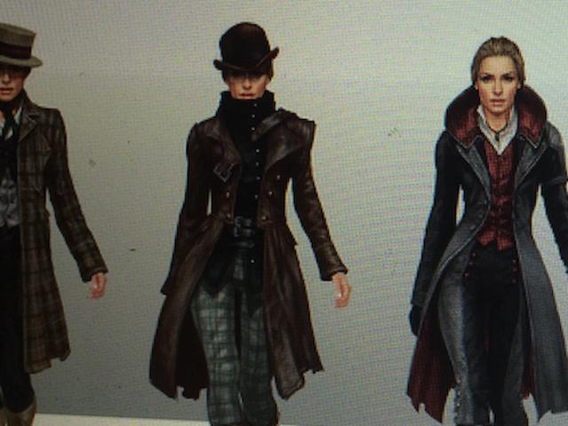 แหล่งที่มา: คุณสามารถเล่นเป็นผู้หญิงใน <i>Assassin's Creed: Syndicate</i>