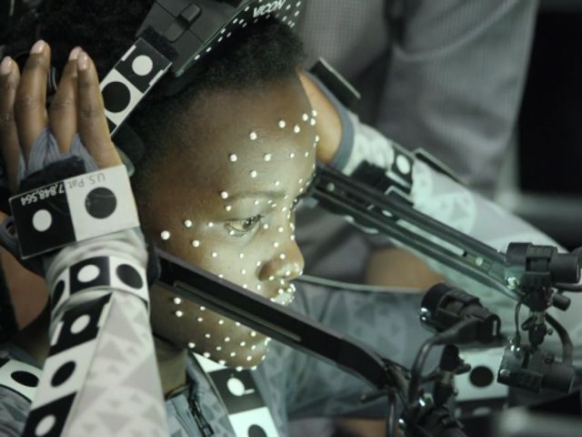 Is This Our First Look At Lupita Nyong'o's Alien In The Force Awakens?