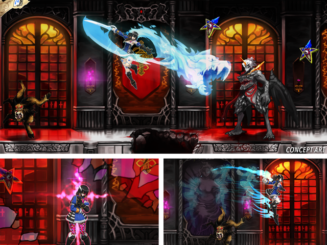 Bloodstained: Ritual of the Night Kickstarter [Updated]