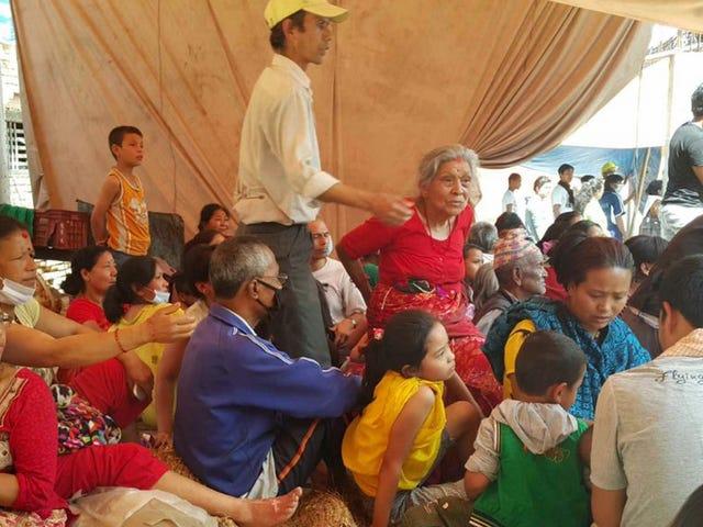 Caos og Nepal spænder med en ny terrorisme, der er forbundet med Everest