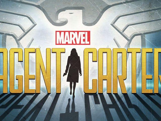 L'agente Carter si sta dirigendo verso la città degli angeli per la seconda stagione