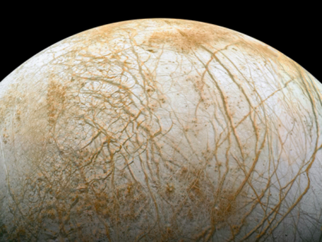 The Mysterious Bands Crisscrossing Jupiter's Moon Europa May Be Sea Salt