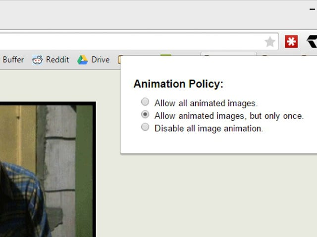 "Google's ""Animation Policy"" Stops GIFs From Looping Forever in Chrome"