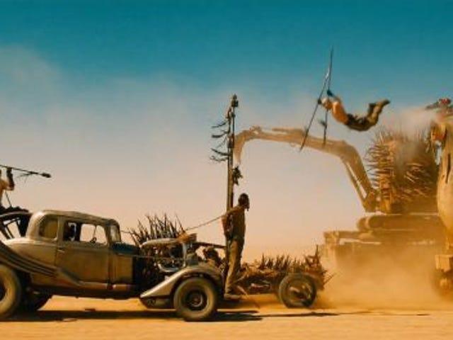 Cómo se hizo <i>Mad Max: Fury Road: &quot;Grabamos una escena durante 138 días&quot;</i>