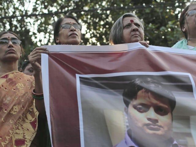Ananta Bijoy Dash, o cuando ser <i>blogger</i> te cuesta la vida