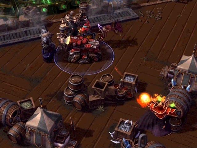 Penjahat ikonik <i>WarCraft</i> Kael&#39;thas Bergabung dengan <i>Heroes of the Storm</i>