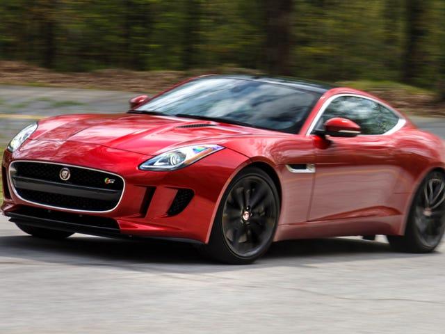 2016 Jaguar F-Type R Mempunyai AWD Dan 550 HP, Tetapi Manual S Mempunyai Lebih Banyak Fun