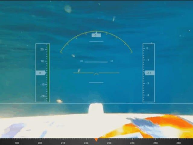Ang Swimming Robot na ito ay Makapagdadala ng Beer sa mga Sailor Sailing