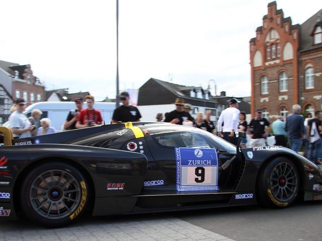 Scuderia Cameron Glickenhaus competirá con el Jalopnik Bump en la N24