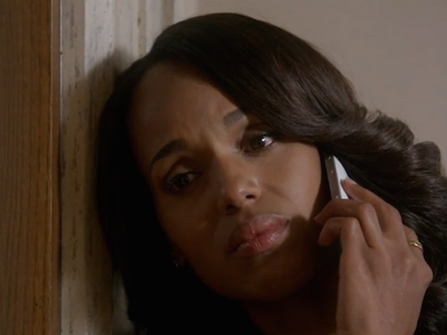 This Is The End. Your <i>Scandal</i> Season Finale Open Thread