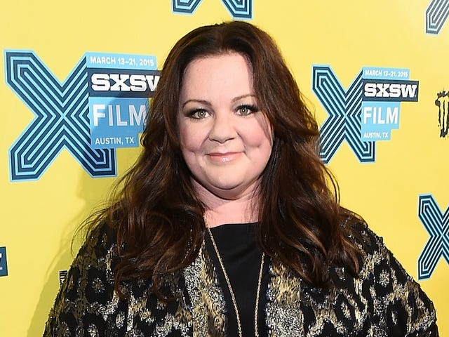Melissa McCarthy Verbally Slaps Reporter for Dumb Sexist Comment