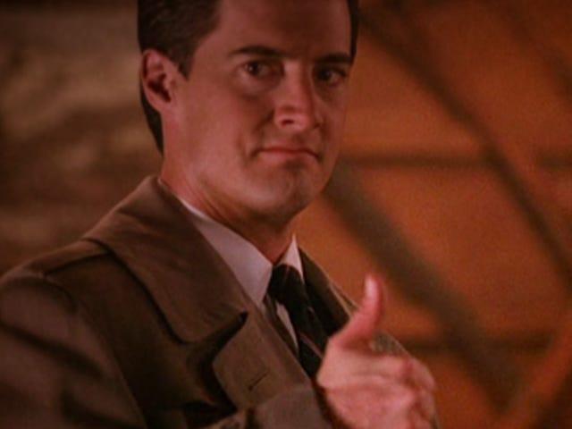 David Lynch rejoint le <i>Twin Peaks</i> Revival de Showtime!